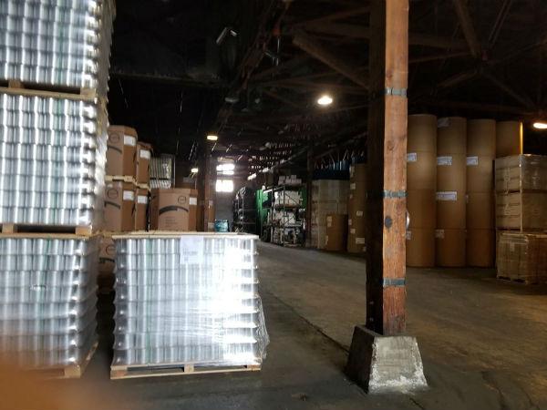 Oborn Transfer Warehouse 1-1